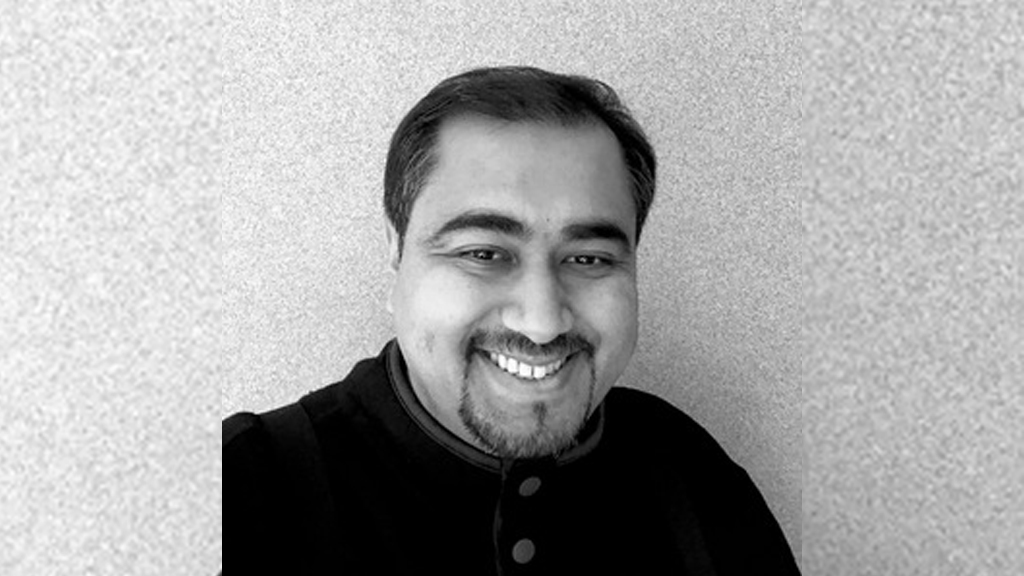 Speaker Announcement: Ali Ahmed