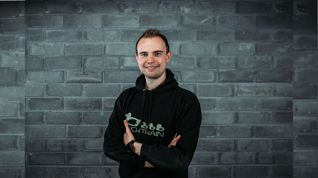 Speaker Announcement: Fabian Kober, Ducktrain