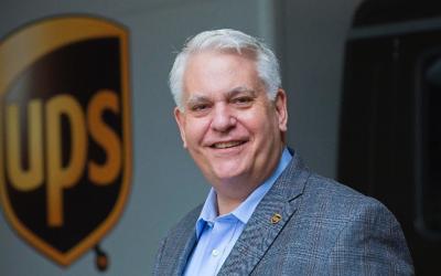 Speaker Announcement: Frank Sportolari, UPS