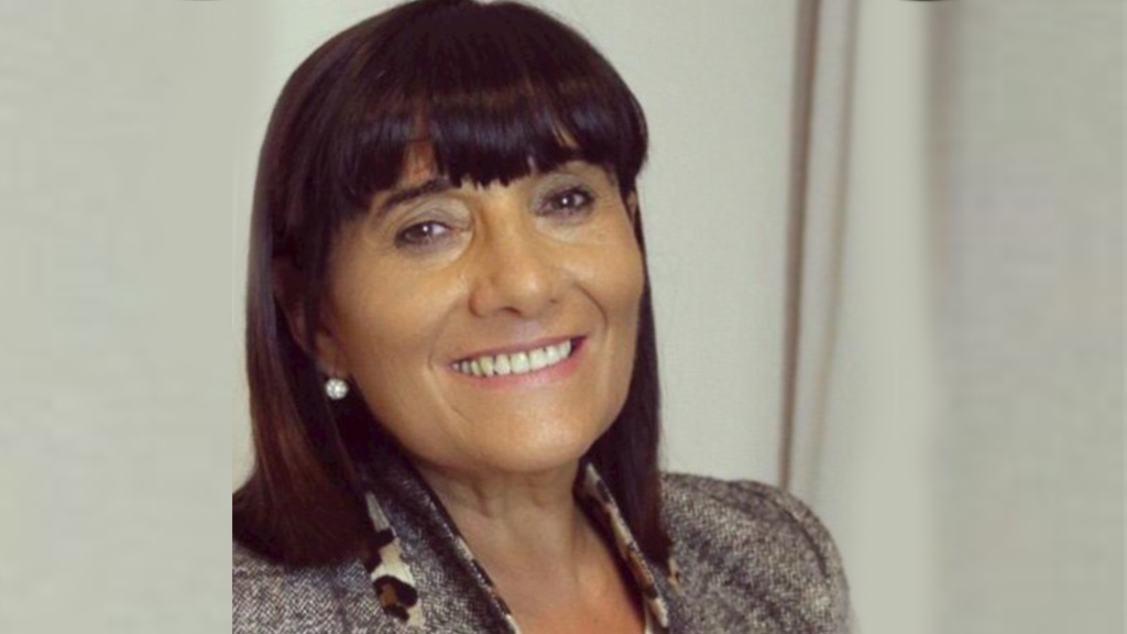 Speaker Announcement: Marcela Maron, Chief Cabinet Officer