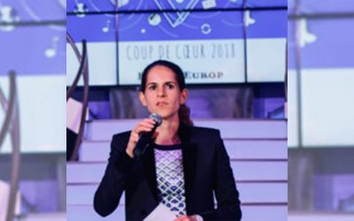 Speaker Announcement: Margaux Meidinger, Le Groupe La Poste