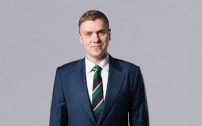 Speaker Announcement: Mikhail Mamonov, Russian Post